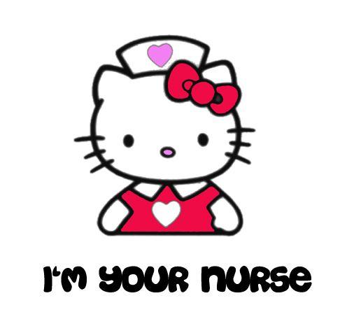Wallpaper Hello Kitty Nurse By Mfsyrcm Deviantart Com On Deviantart