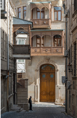 Old City Is The Historical Core Of Baku In 2021 Old City Stock Photos Royalty Free Stock Photos