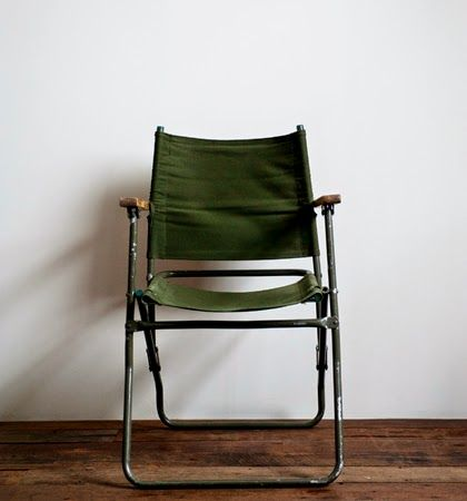 ROVER ARMY CHAIR
