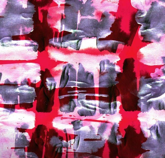 Red Metal - Sarah Bagshaw