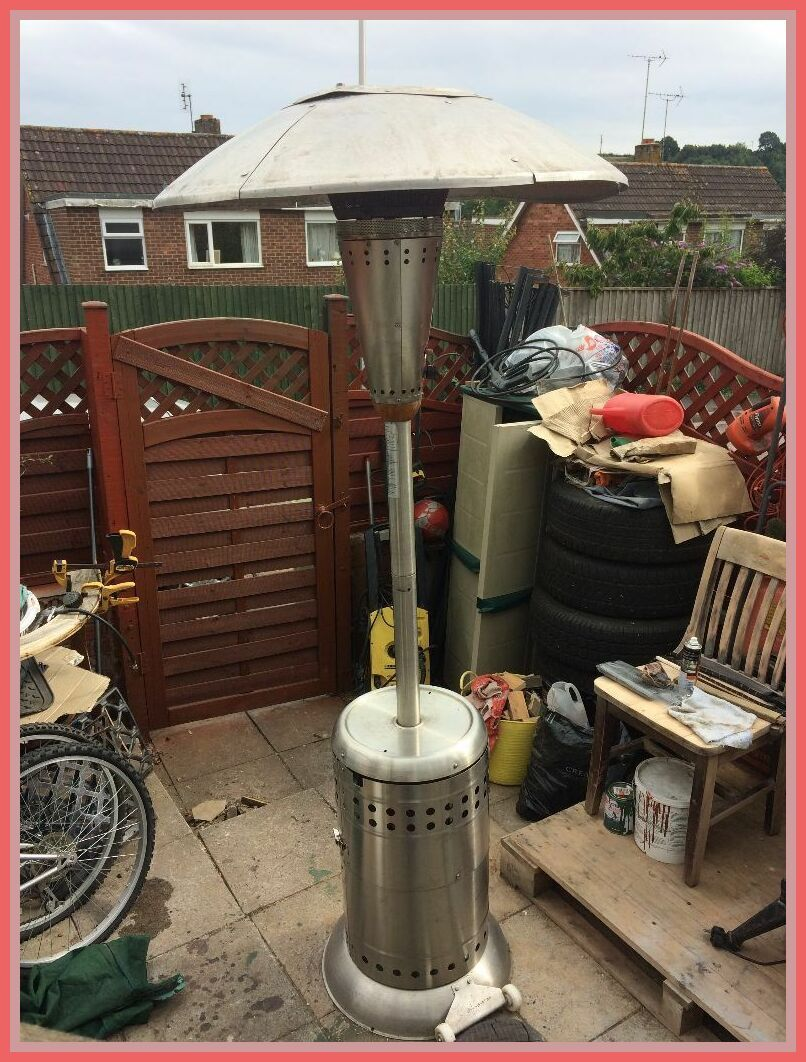 105 reference of patio heater under covered deck in 2020