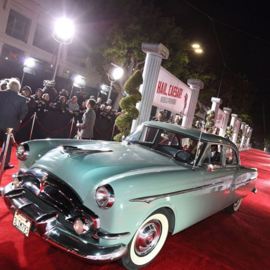 Throw back to the old school beauty on the red carpet at ...