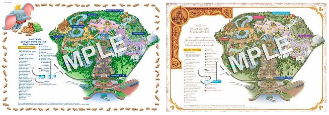 Free custom disney maps great for kids cvs deals coupons did you know that you can create free customized walt disney world maps of all 4 theme parks you can get all 4 maps delivered to your door completely free gumiabroncs Gallery