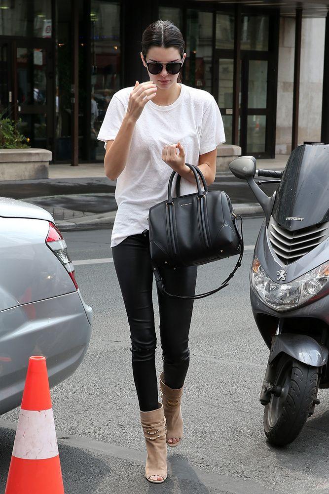 looks street style kendall jenner off duty celebridades