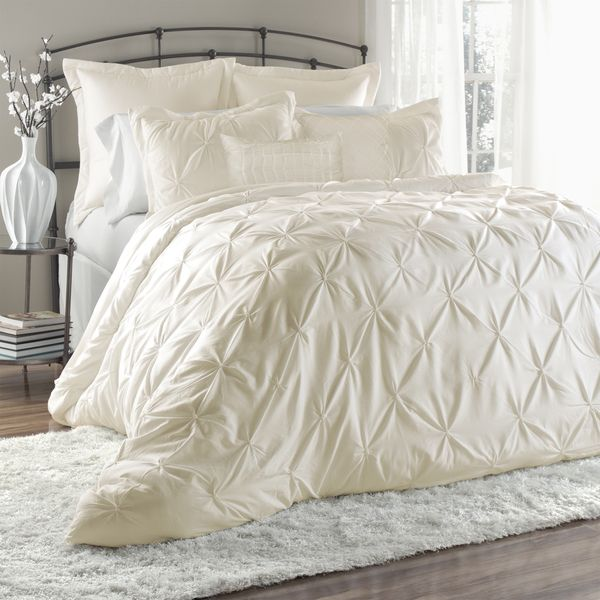 Lush Decor Lux 6 Piece Comforter Set Ping Great Deals On
