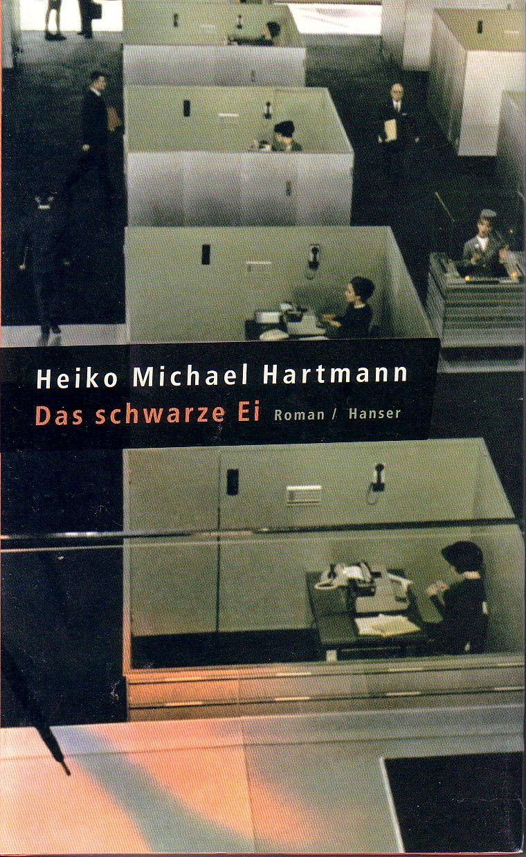"""89. Heiko Michael Hartmann Das schwarze Ei.. """"Aus"""