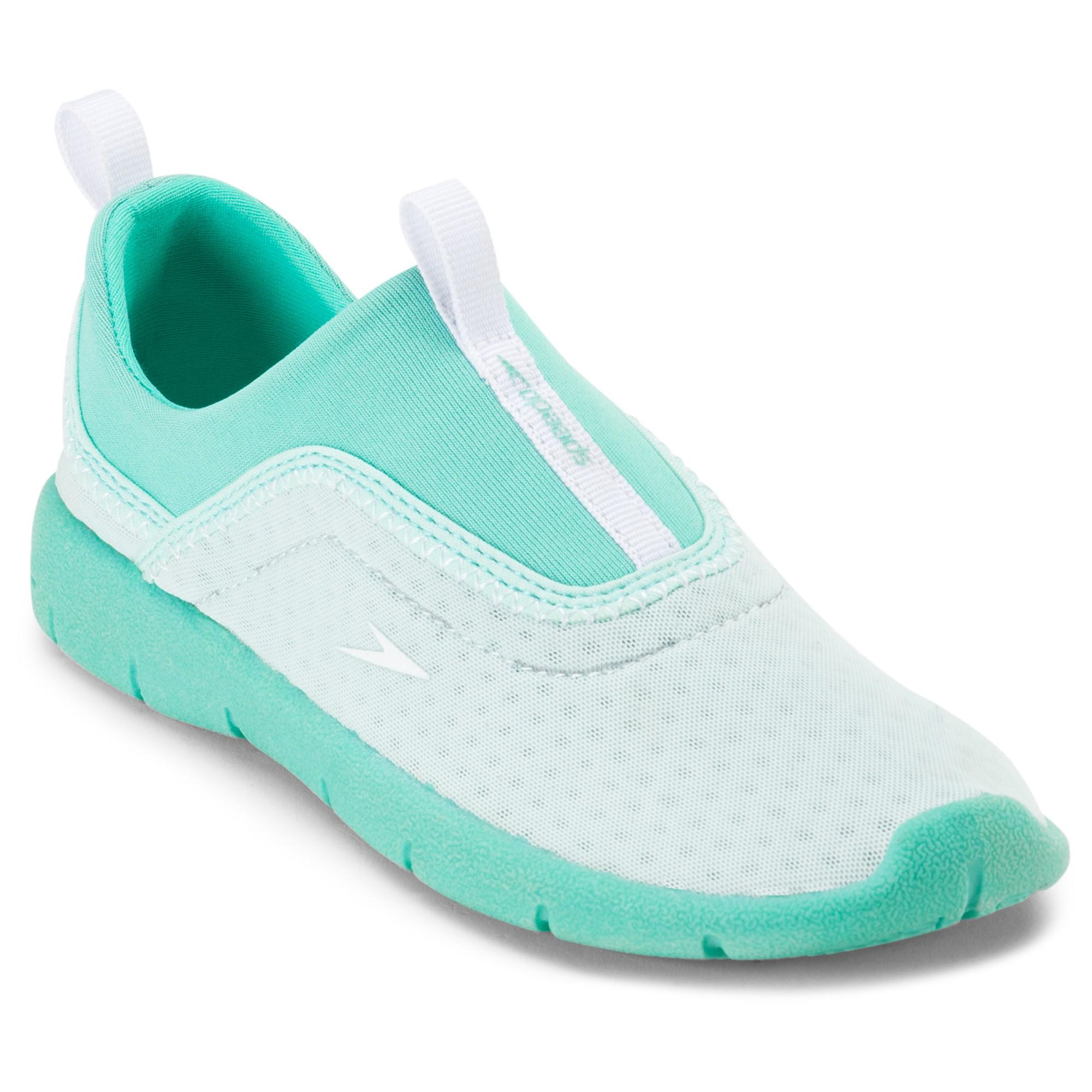 3f95b6e1644b Speedo Junior Kids Aqua (Blue)skimmer Water Shoes - Aqua (Medium ...