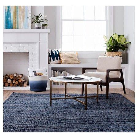 Marlton Round Coffee Table Threshold Target Home Decor