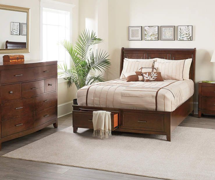 Best Manoticello Queen Bedroom Collection At Big Lots With 400 x 300