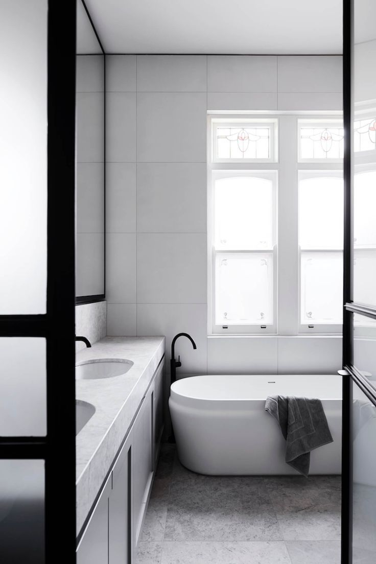 Edwardian Elegance | Bathroom laundry, Interiors and Bathroom designs