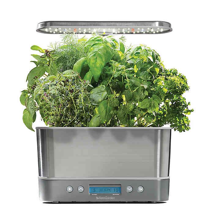 Aerogarden™ Harvest Elite With Gourmet Herb Seed Pod Kit 400 x 300