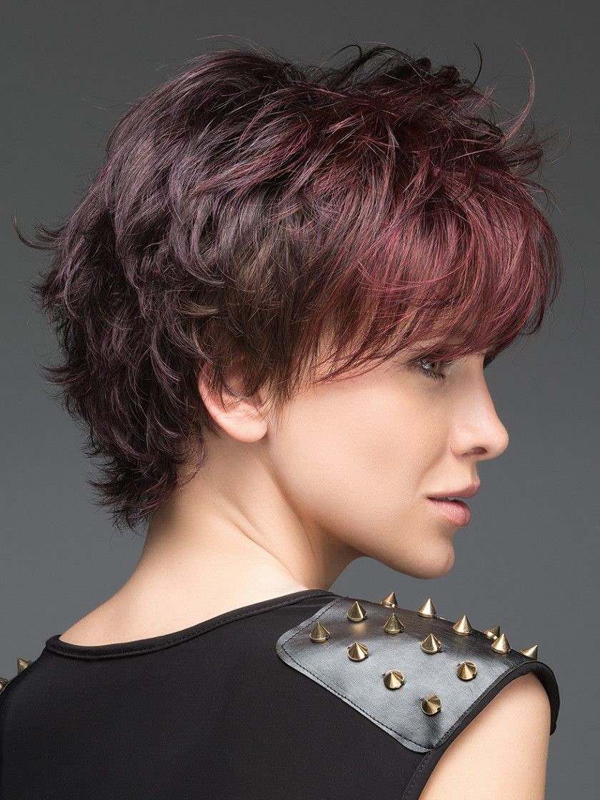 Hotauberginemix red hair pinterest hair style haircuts and