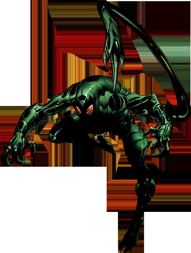 Scorpion (Earth-1610) | Marvel villains, Comic villains ...