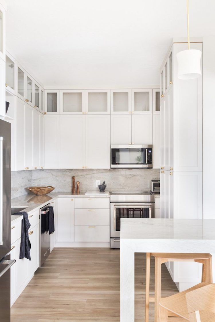 My Scandinavian Home Make Over Miami Penthouse Before After Kitchen Remodel Small Interior Design Kitchen Kitchen Remodel