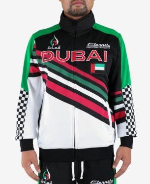 efaa9a7edd Men's Dubai Racing Track Jacket in 2019 | Products | Jackets, Hudson ...