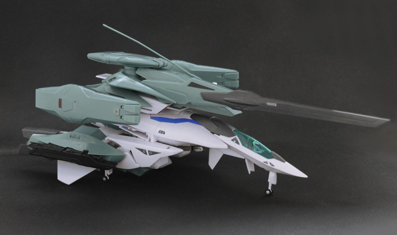 EVOLUTION... 1//60 VF-2SS Valkyrie II w// SAP Fairy Squadron Limited MACROSS II
