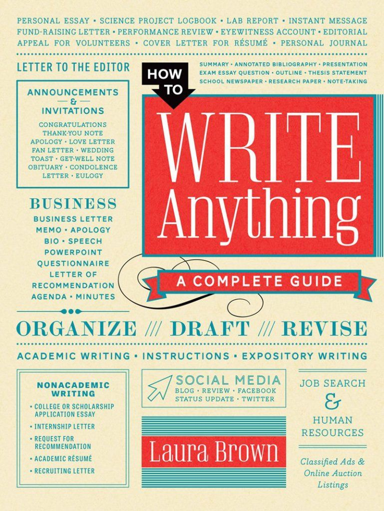 How To Write Anything A Complete Guide  WriteOn