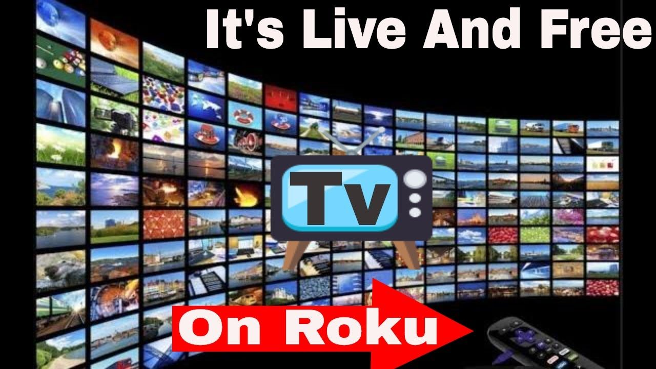 Free Live TV On Roku Get Live Tv, Movies And Tv All Free