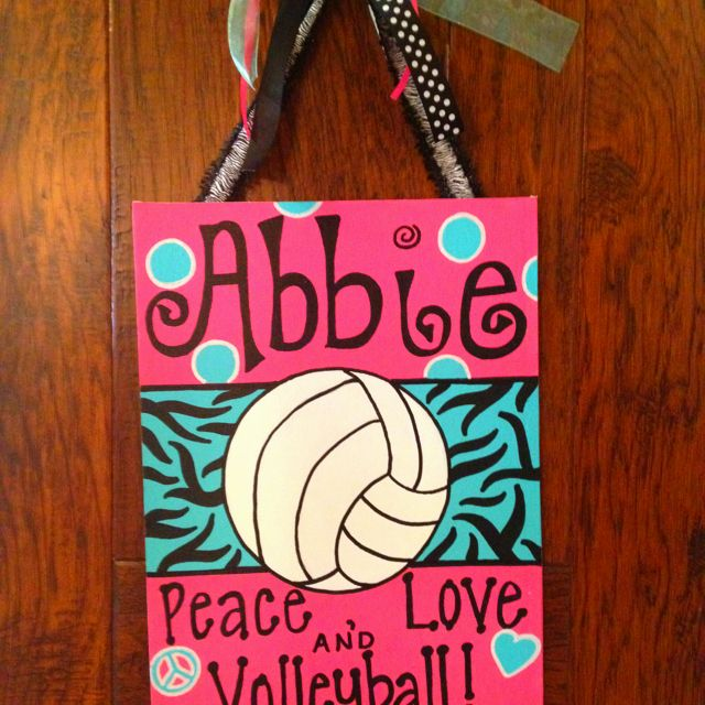 volleyball craft ideas crafts 3195