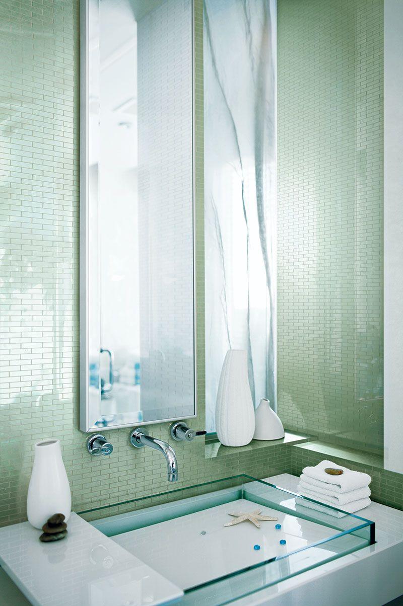 Aegean Glass - Crossville Inc Tile - Distinctly American. Uniquely ...