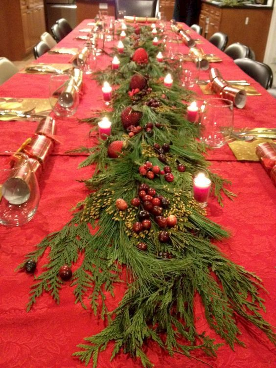 50 Cheap And Easy Christmas Centerpiece Ideas That You Can Make In A Jiff Hike N Dip Christmas Table Centerpieces Christmas Table Decorations Beautiful Christmas Decorations