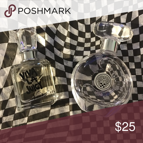 Viva La Juicy perfume bundle Travel size  All new Other