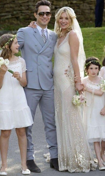 Mariage de Kate Moss et de Jamie Hince Quelles astuces pour organiser votre mariage sur http://yesidomariage.com