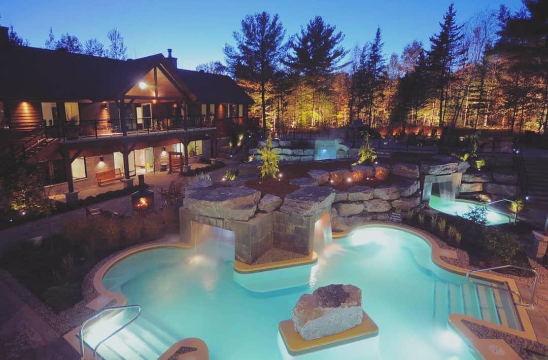 Les Plus Beaux Spa Du Quebec Pour Un Weekend En Amoureux Bain