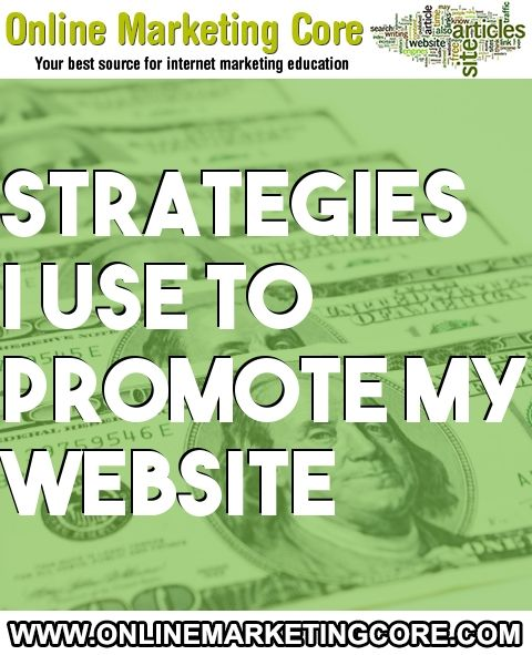 With billions of websites how do I promote my website to help people find me…