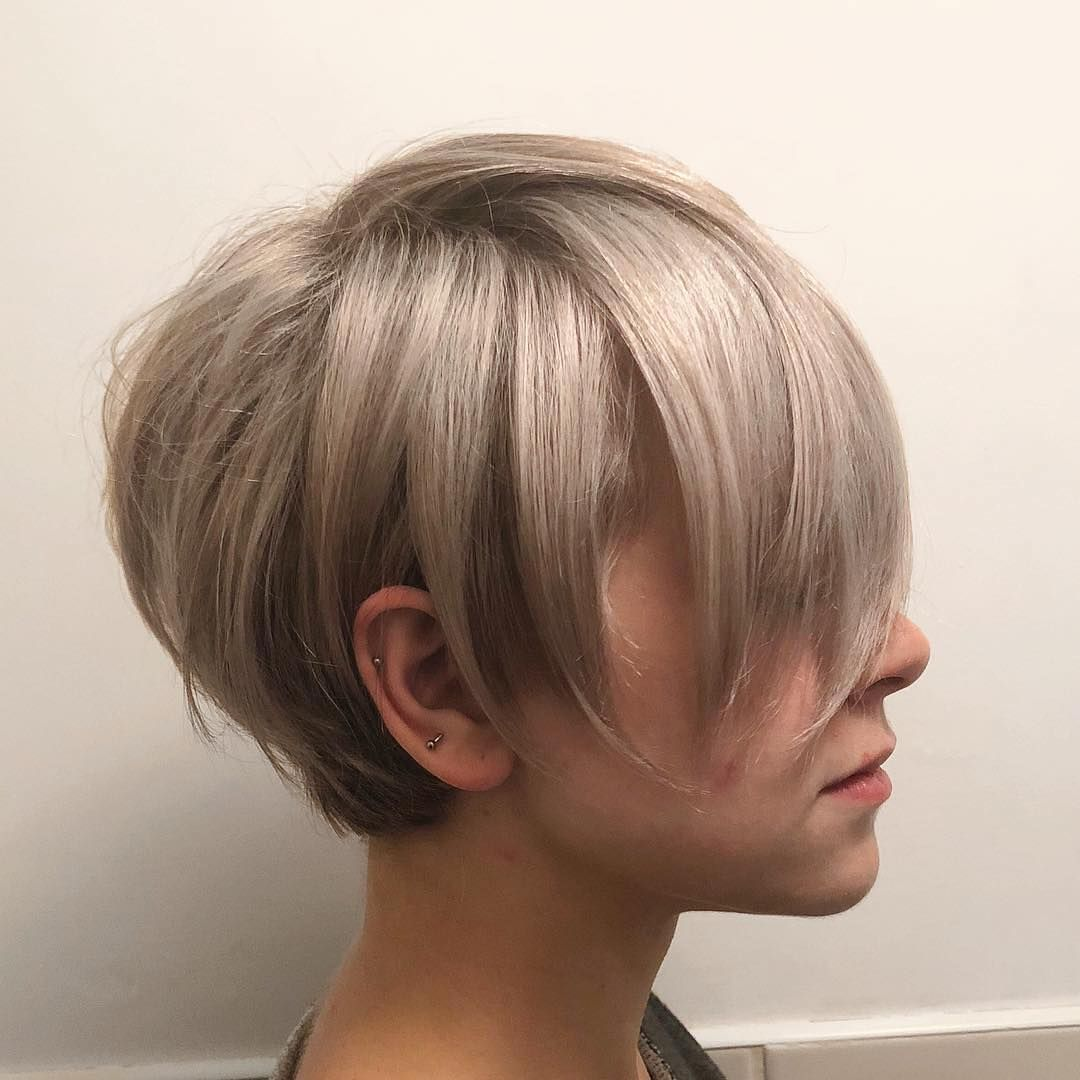 Boy hair color images hair haircut shorthair pixiehair by conorjmd salon haircolor