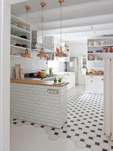 Pin de Hayley Wiers en Kitchinspo | Pinterest | Cocinas, Interiores ...
