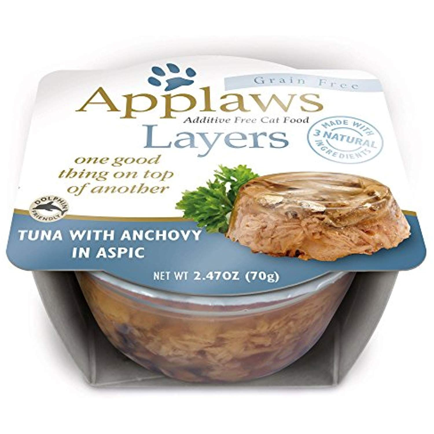Tuna Anchovy Layers 12 2 47 Oz Mpm Products Usa Applaws Pet Applaws Cat Can Food Read More At The Image Link Food Grain Free Cat Food Free Cat Food
