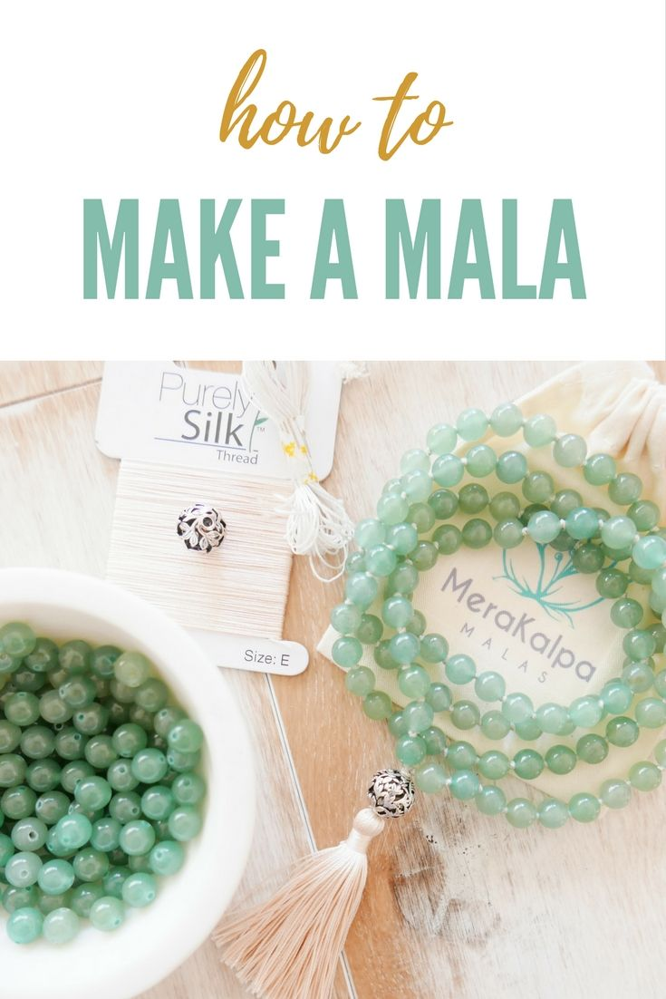 Photo of OMG The videos make it so easy! #malas #yoga #gift #christmasgifts