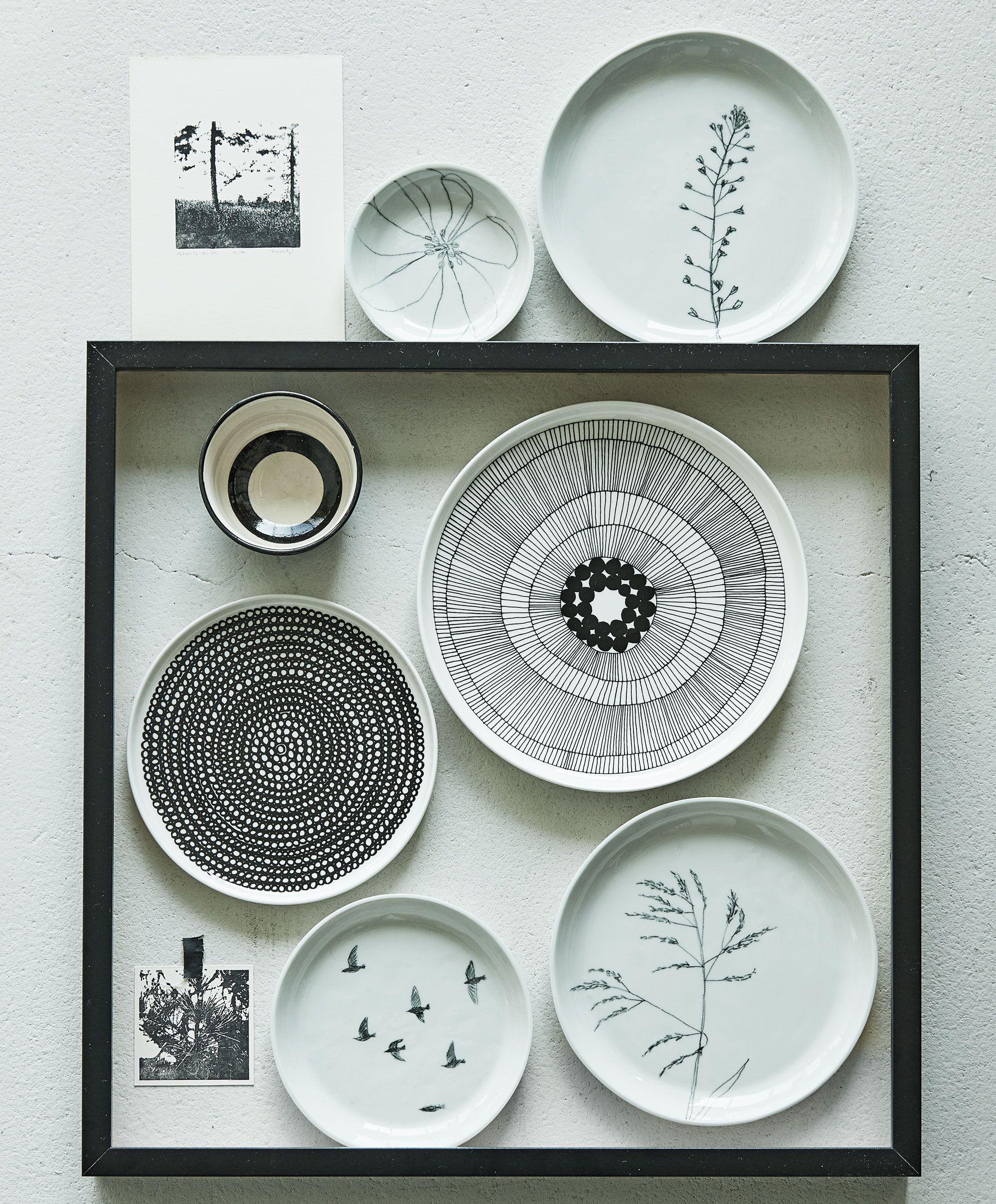 Foto Als Wanddecoratie.Borden Als Wanddecoratie Plates As Wall Decoration Photographer