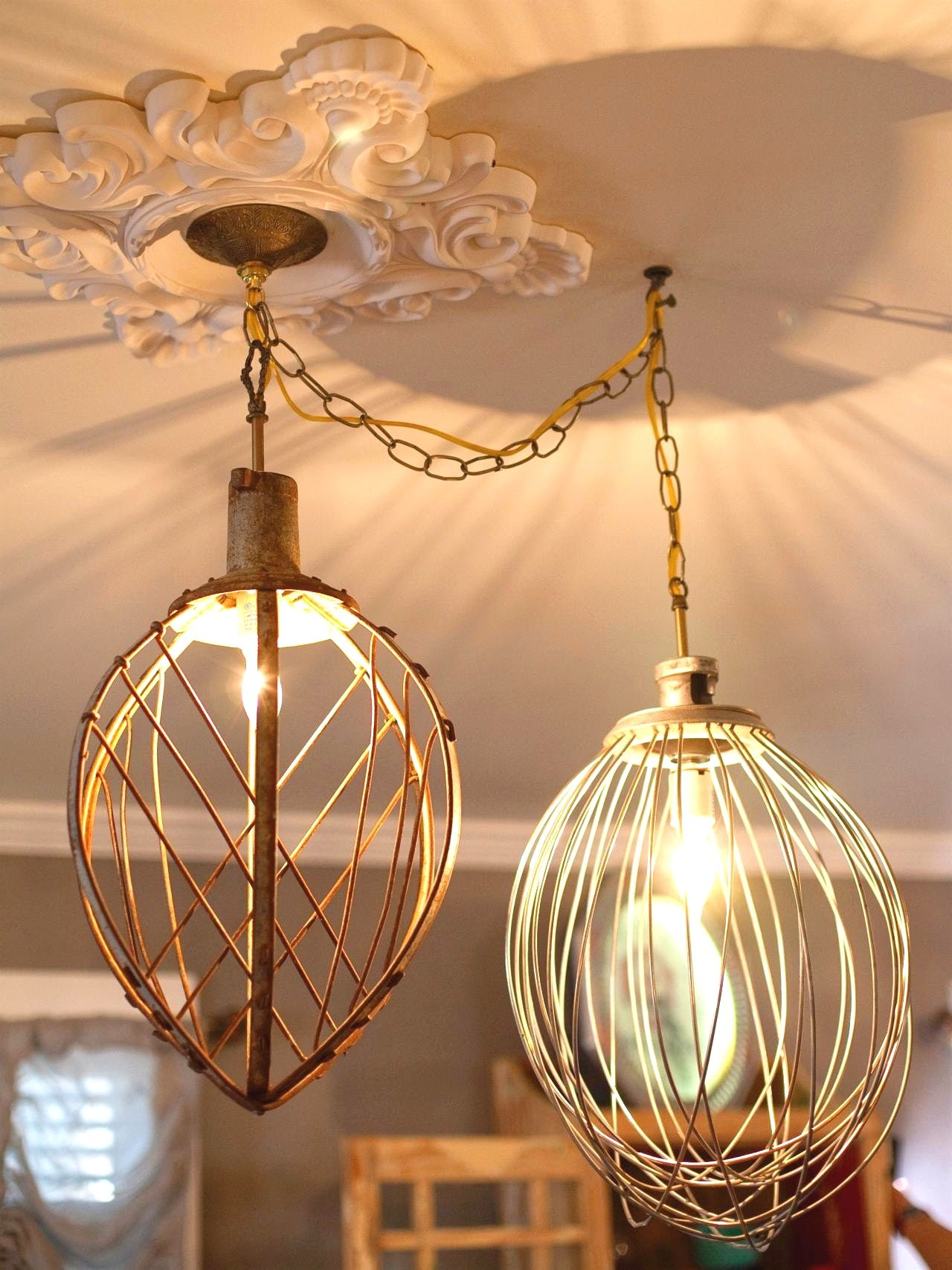 29 Easy Diy Lighting Fixture Designs You Can Do Yourself For Your