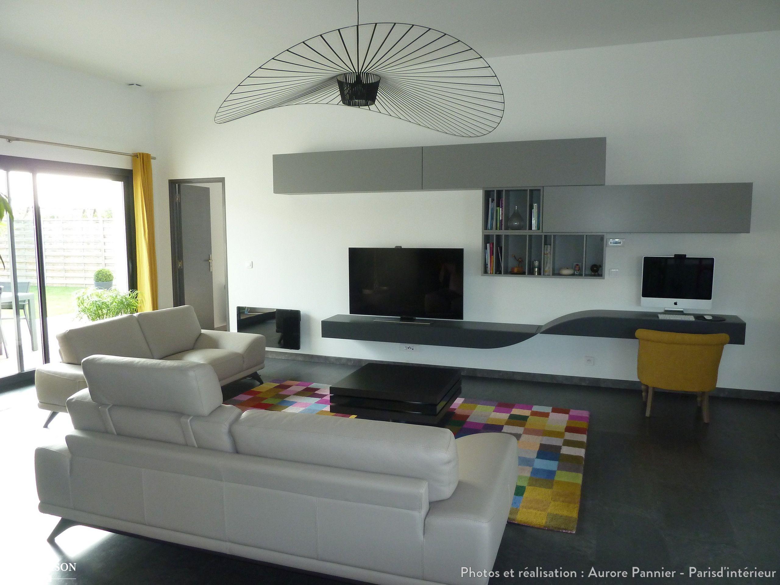 Salon Moderne Chaleureux | Salon Cosy 7 Astuces Pour Une Ambiance ...