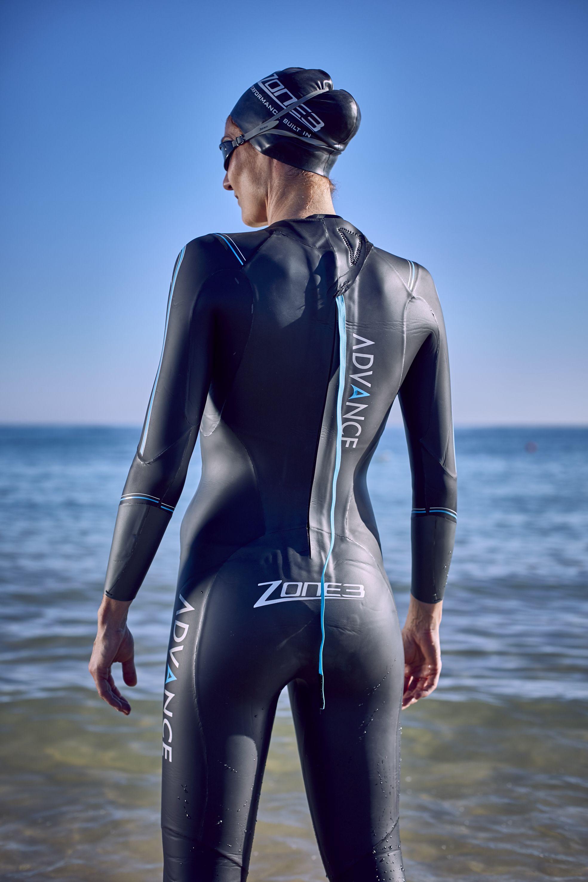 Vintage Henderson Designer Sexy Womens Wetsuit Wet Suit Xs