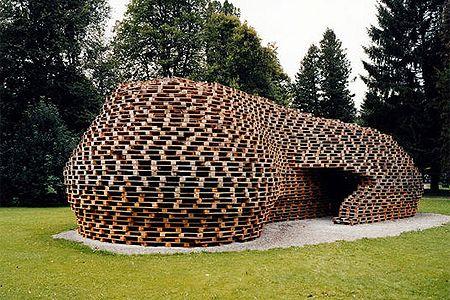 pavilhao de madeira - Pesquisa Google