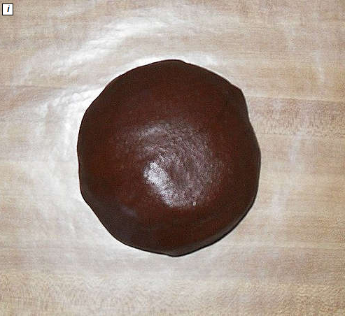 DIY edible chocolate play dough - www.instructables...