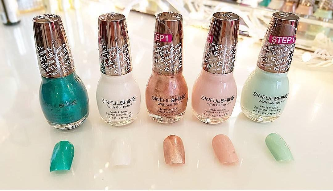 A Few Of My Sinfulcolors Official Polishes Available Now Walmart