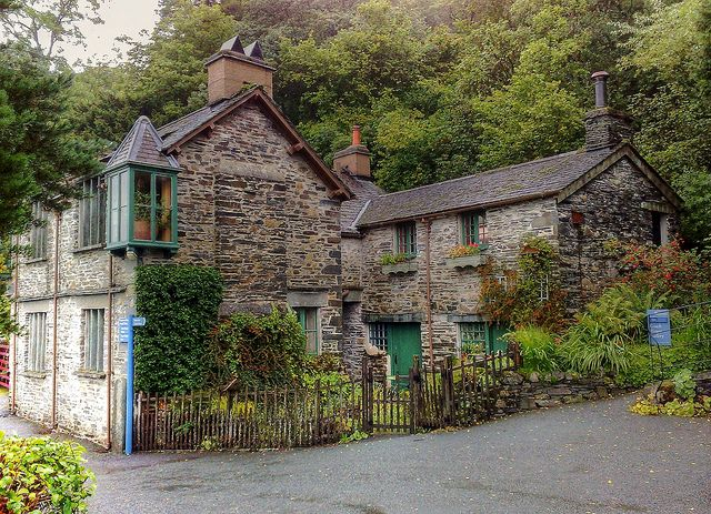 lodge and cottages brantwood home of john ruskin lake district