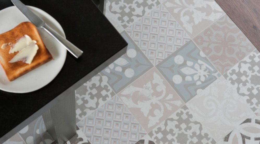 Vinyl Fußboden Fliesenoptik ~ Gerflor texline pvc vinyl bodenbelag provence creme
