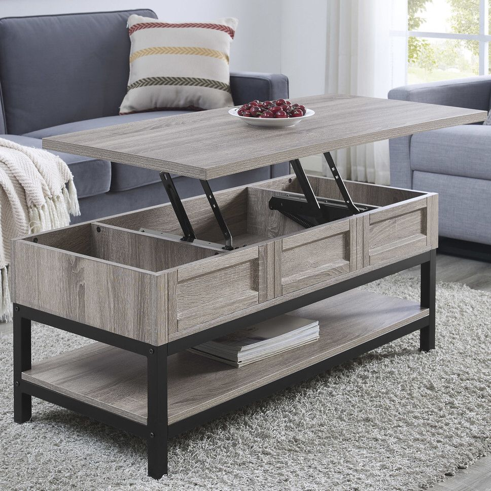 Features Omar Lift Up Coffee Table