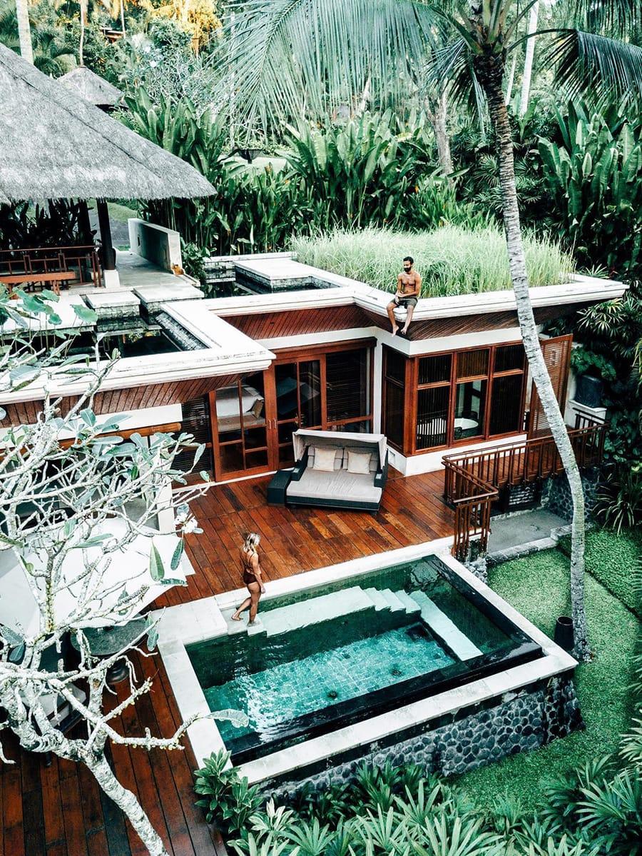 Bali Luxury Resort Ubud Hotel Four Seasons Resort Bali At Sayan In 2020 Bali Hotels Bali House Bali Resort