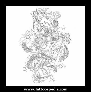 Japanese Dragon Tattoo Designs For Women Japanese Dragon Tattoo Japanese Dragon Tattoos Dragon Tattoo Outline