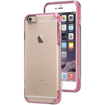 PURE GEAR 11200VRP iPhone(R) 6 Plus/6s Plus Slim Shell PRO Case (Clear/Pink)