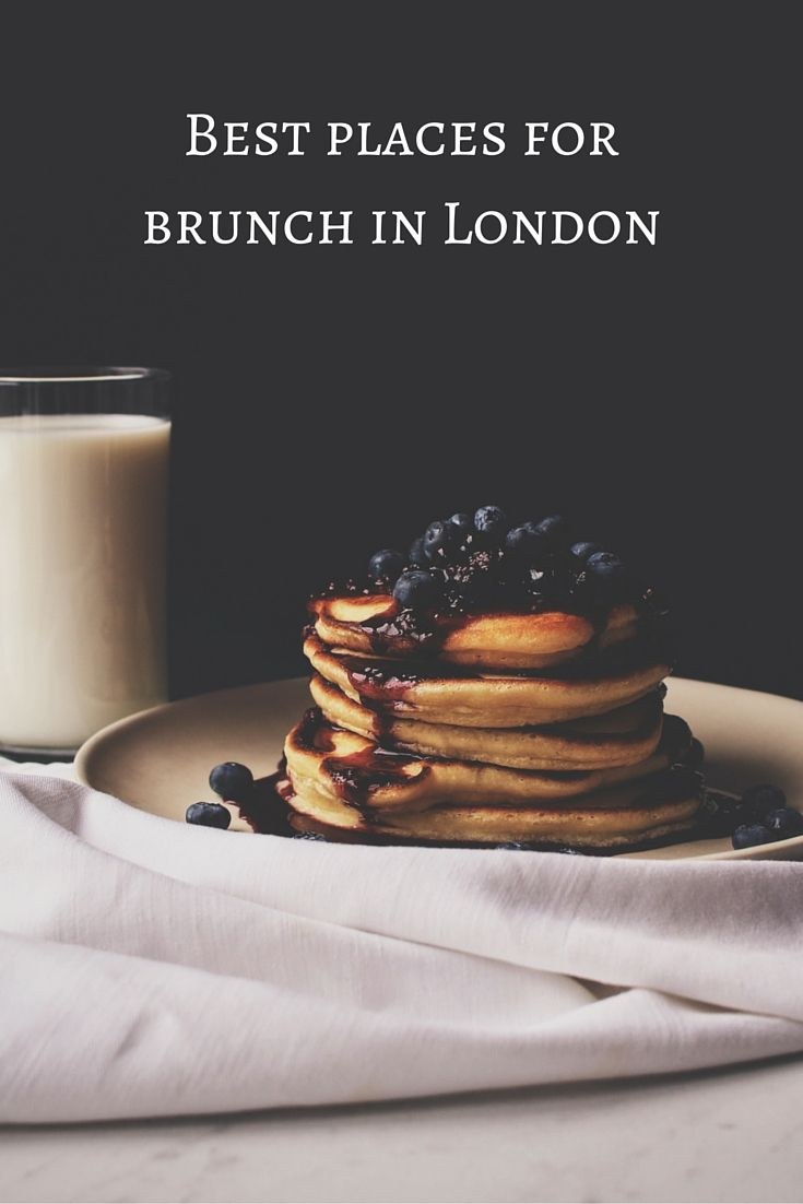 The best places for brunch in West Hampstead.