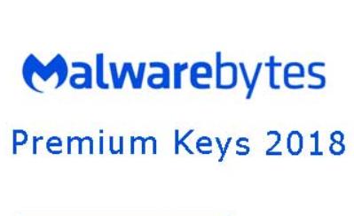 malwarebytes premium licence key 2018