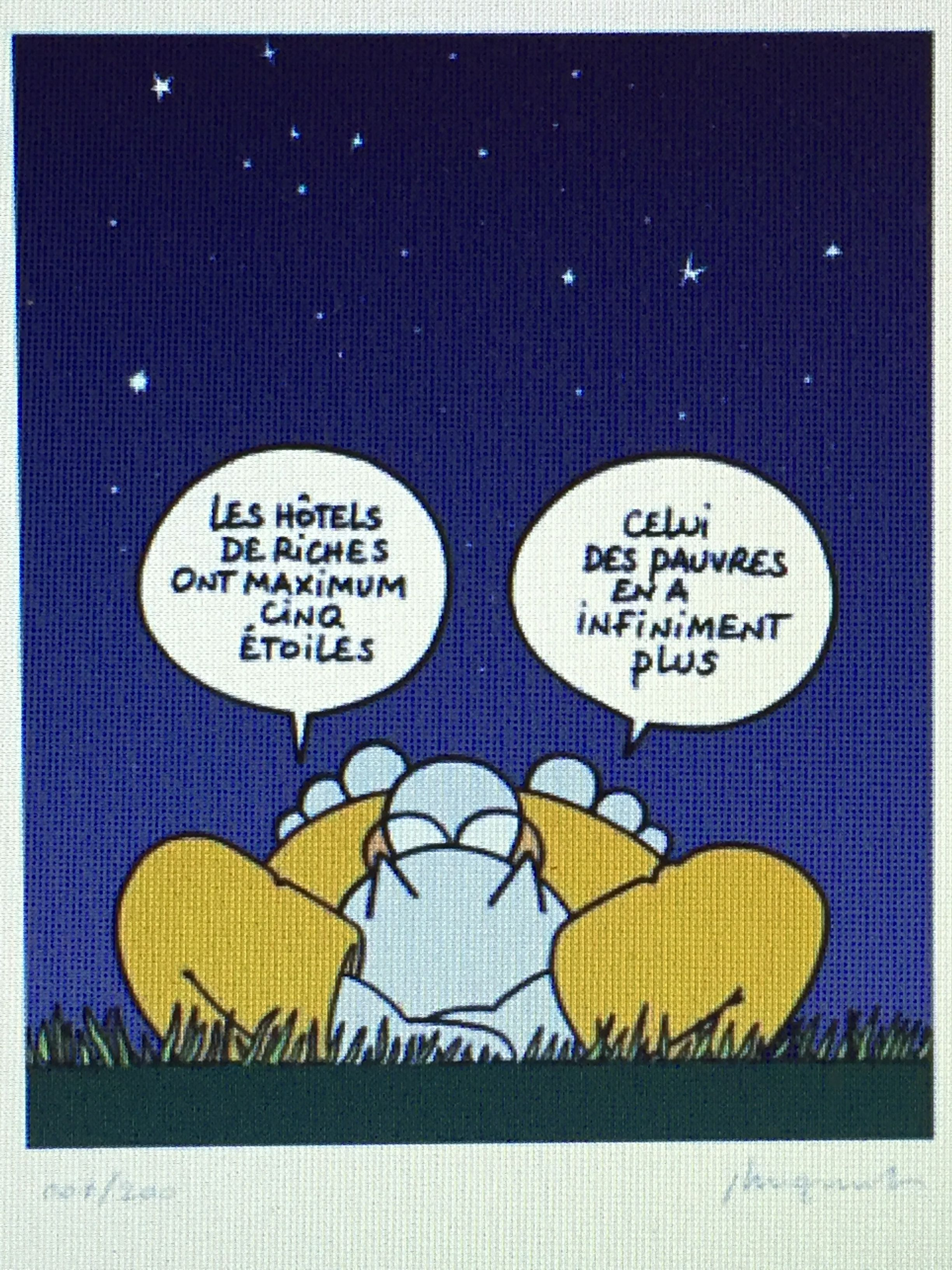 Humor Chat Geluck Le Humour Travail