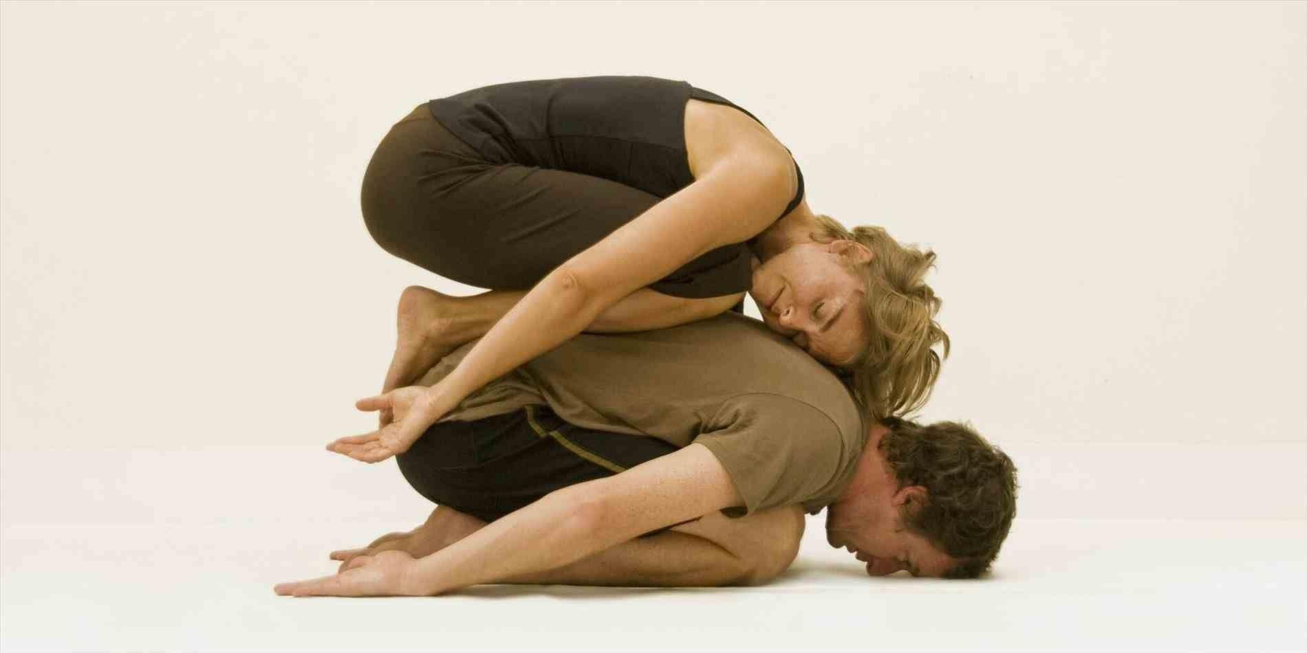 Yoga Poses For Couples Beginner